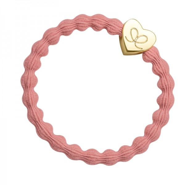 by Eloise Gold Heart | Coral