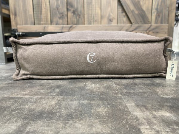 Cloud 7 - Hundebett Cozy Braun