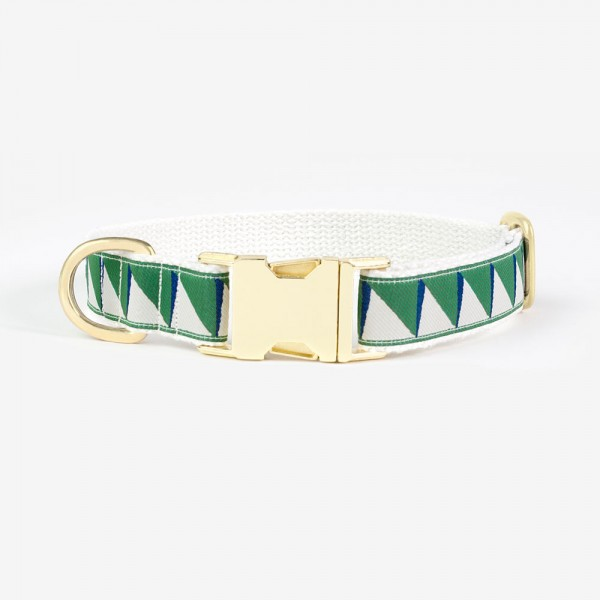 See Scout Sleep - Halsband Emerald & Cream