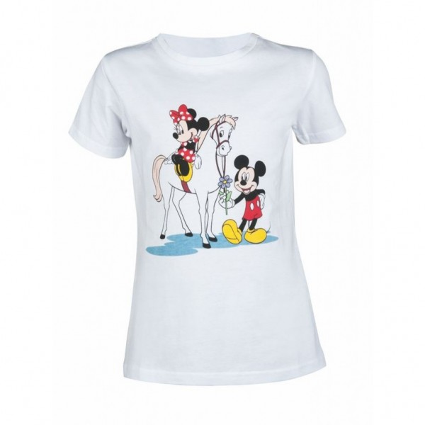 HKM T-Shirt Disney -Minnie Mouse and Micky Mouse-